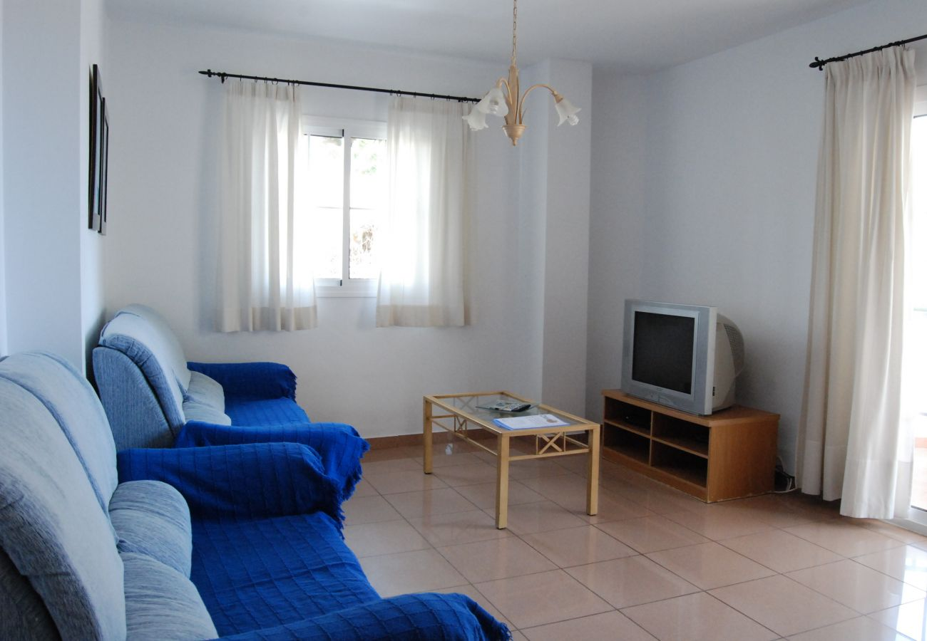 Apartment in Nerja - Rubarsal Burriana 1J Casasol