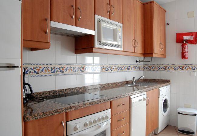 Apartment in Nerja - Rubarsal Burriana 2F Casasol