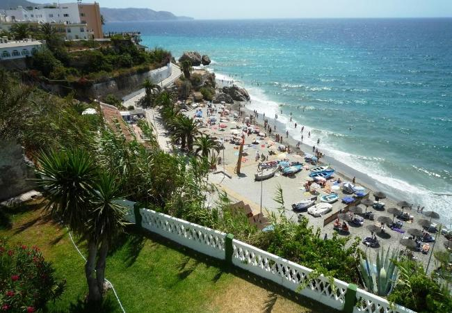 Apartment in Nerja - Casasol Holiday Acapulco Playa 293