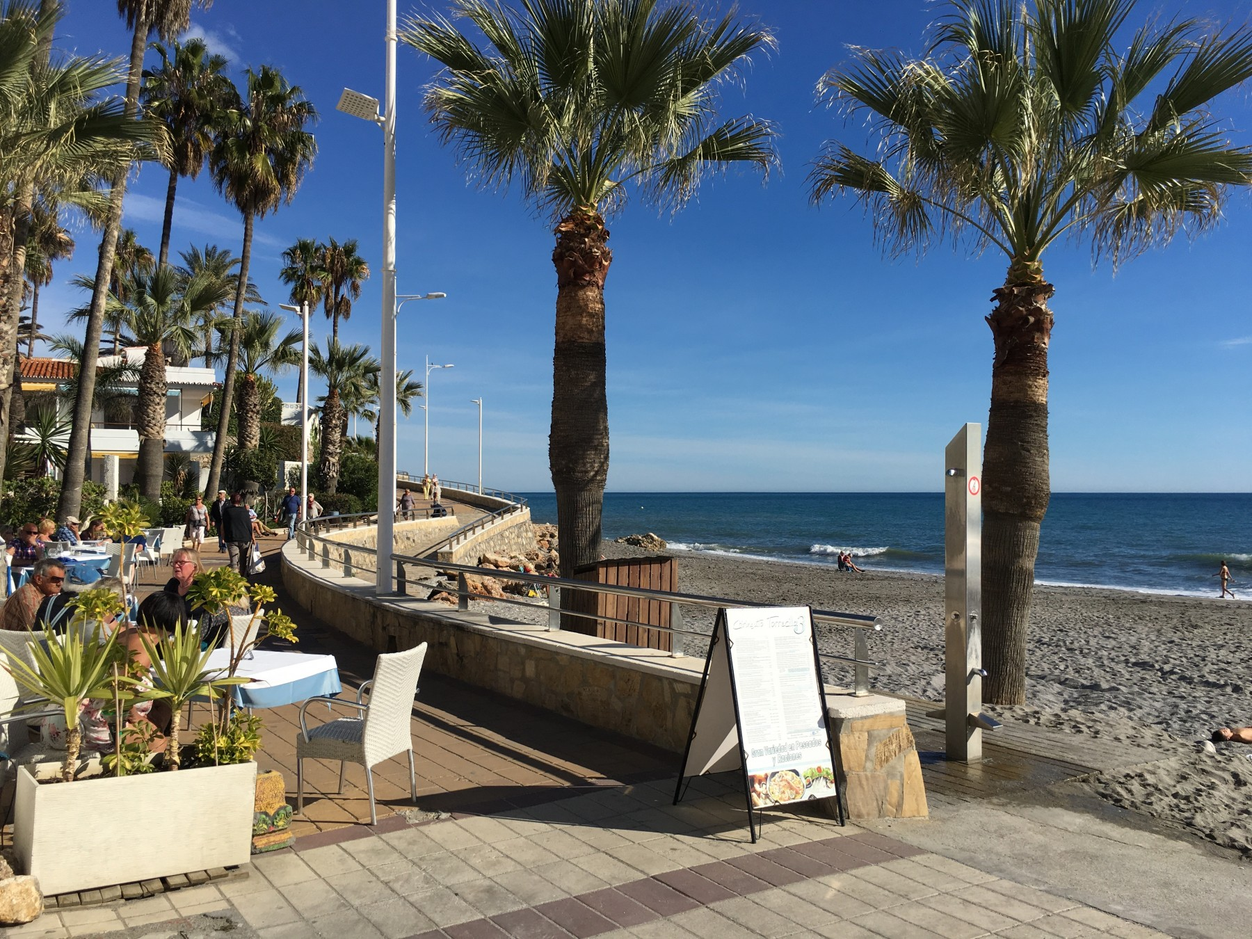 To Rent Apartment with terrace and pool in Torrecilla ...