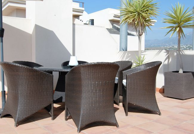 Apartment in Nerja - Penthouse Mirador 5B Casasol