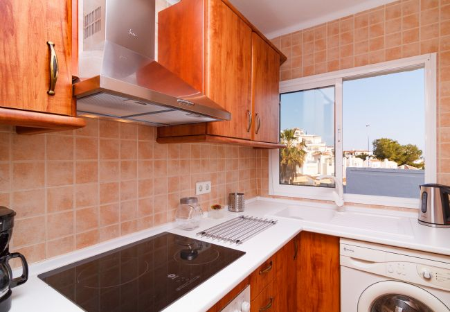 Apartment in Nerja - Apartment Tahiti in the area of ​​Burriana Beach Nerja