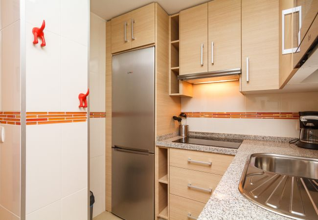 Apartment in Nerja - Mirador de Nerja Apartment with WiFi and Air Conditioning