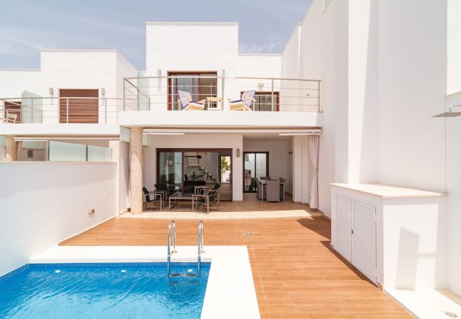 Villa in Torrox Costa - Luxury villa with WiFi and private pool - Las Luisas 3