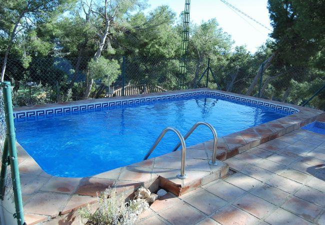 Cottage in Frigiliana - Los Olivos Country Villas Casasol