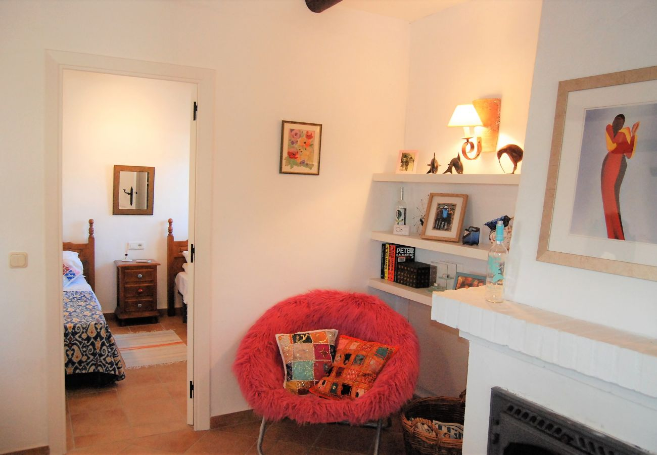 Cottage in Frigiliana - Los Olivos Country Villas Casasol