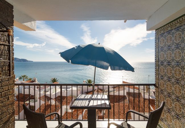Apartment in Nerja - Apartment with panoramic views in Nerja Bahía 103