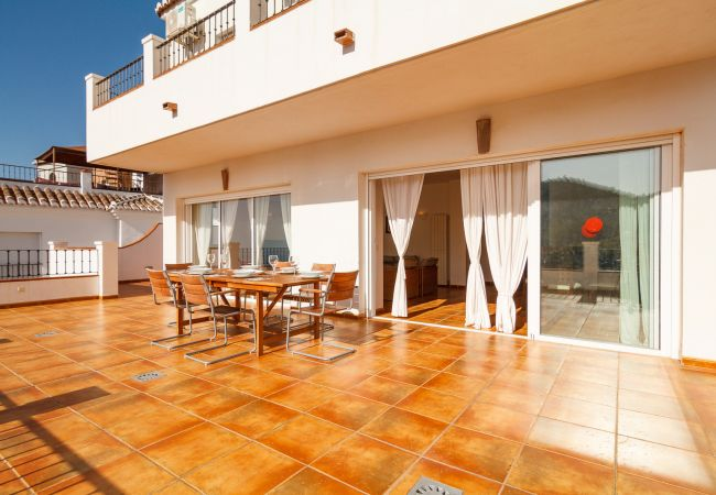 Apartment in Frigiliana - Luxury apartment Puerto Blanquillo 11