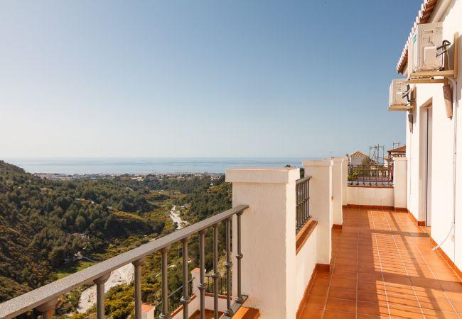 Apartment in Frigiliana - Casasol Luxury Duplex 11