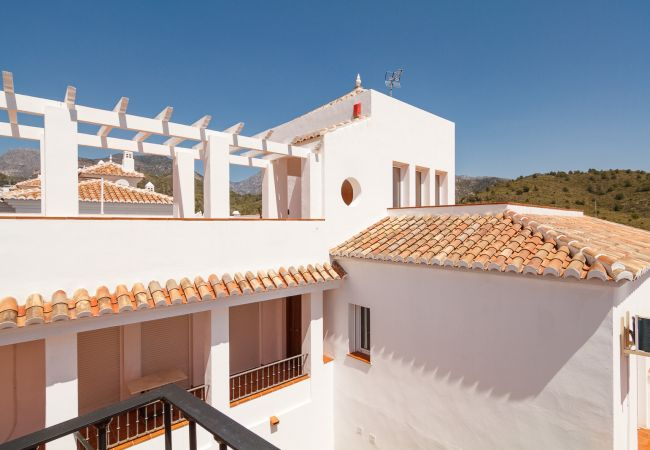 Apartment in Frigiliana - Casasol Luxury Duplex 11D