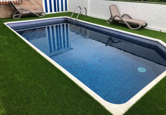 Villa in Nerja - Villa Kenny Private Pool Casasol