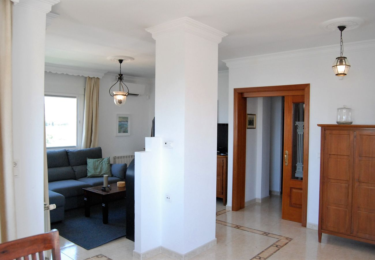 Apartment in Nerja - Villa Sandra Top Floor Casasol