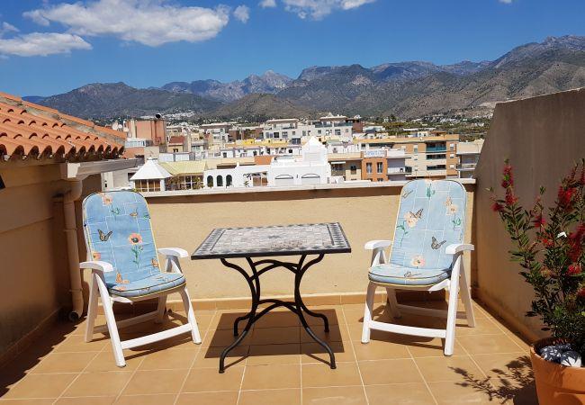 Apartment in Nerja - Penthouse Cala de Nerja Casasol