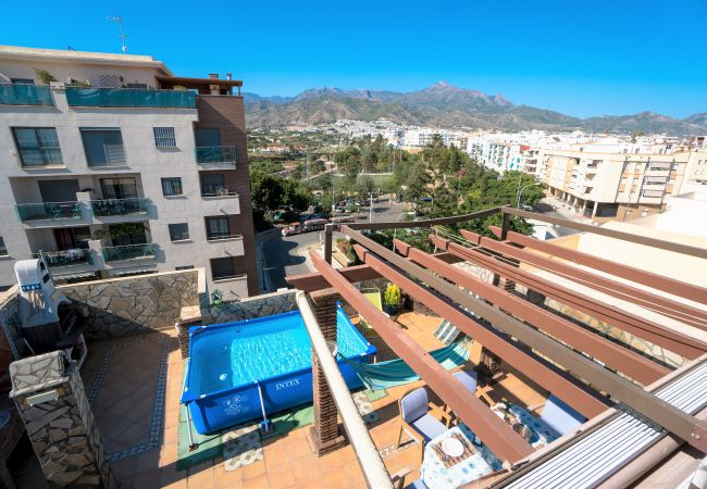 Apartment in Nerja - Penthouse Toboso Casasol