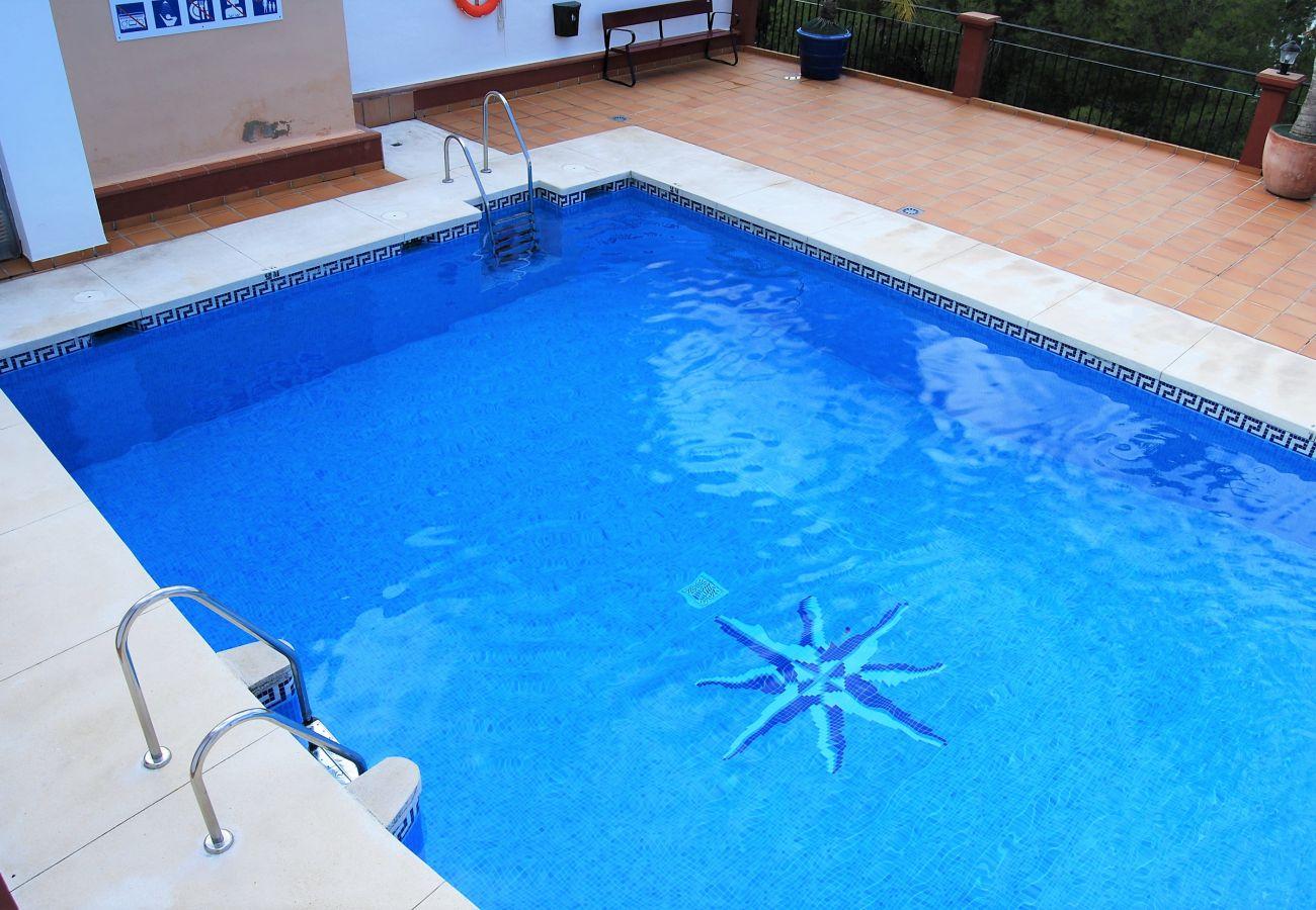 Villa in Nerja - Aljamar Burriana Beach Casasol