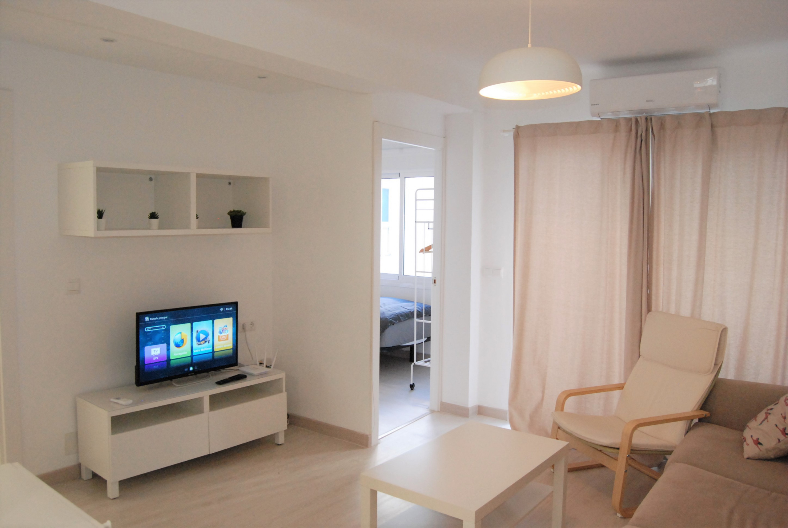 Modern apartment for rent in the centre of Nerja
