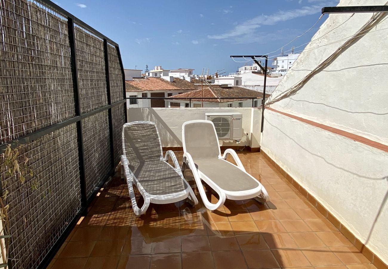 Apartment in Nerja - Apartamento Plaza Cavana