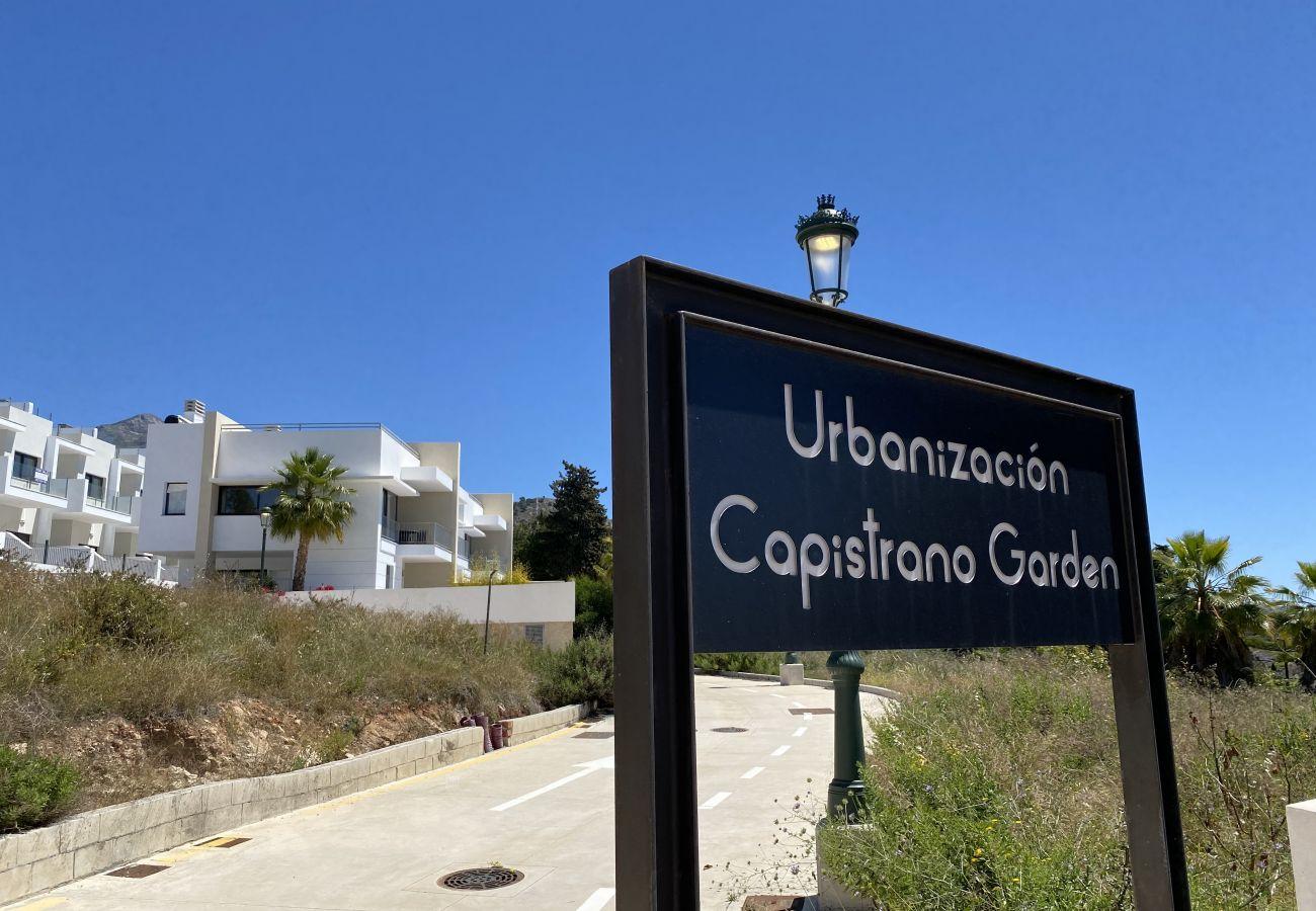 Villa in Nerja - Villa Capistrano Garden Casasol