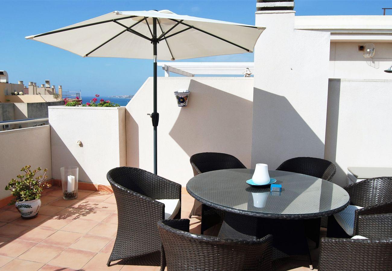 Lägenhet i Nerja - Penthouse Mirador 5B Casasol