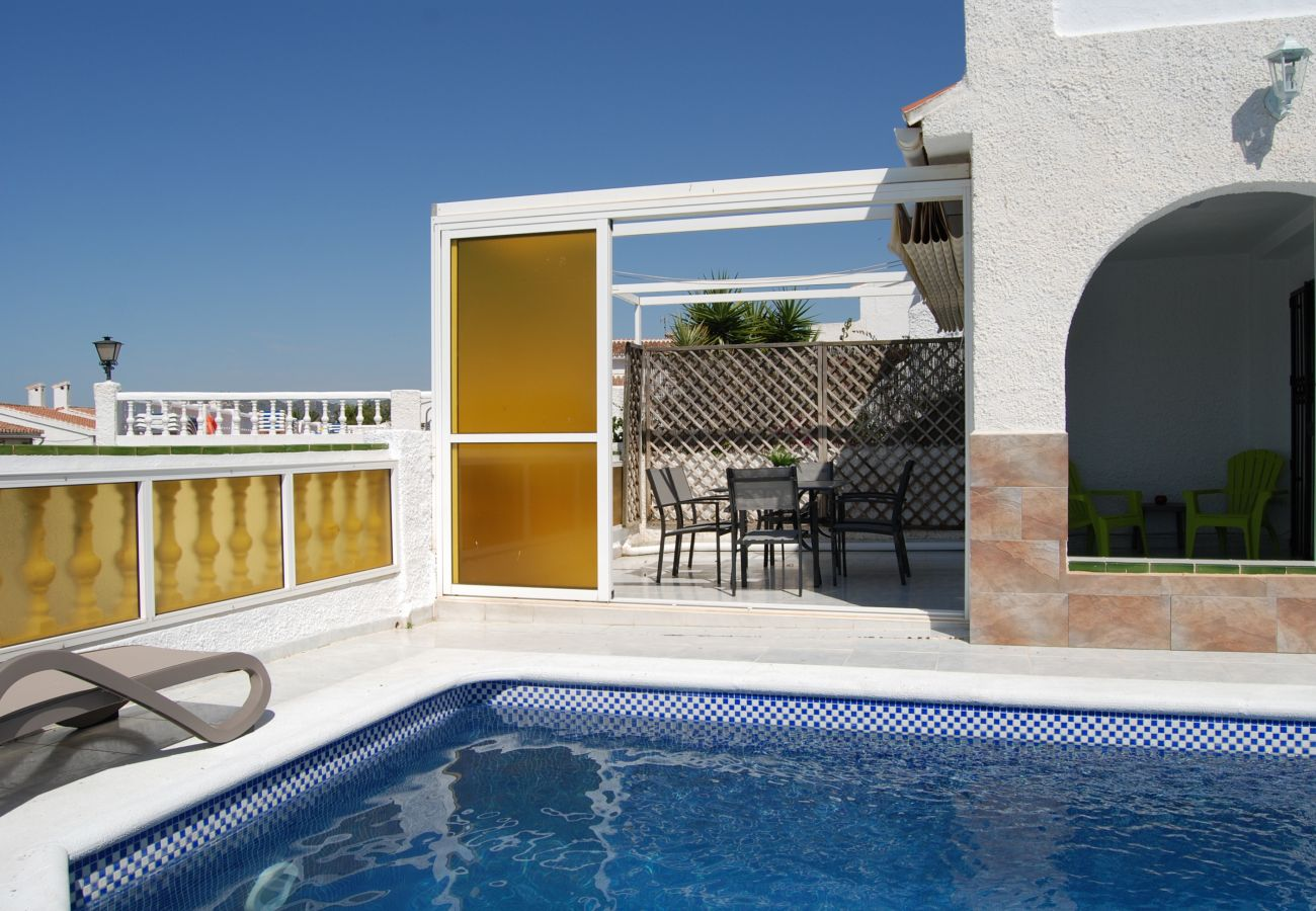Villa i Nerja - Villa Kenny Private Pool Casasol