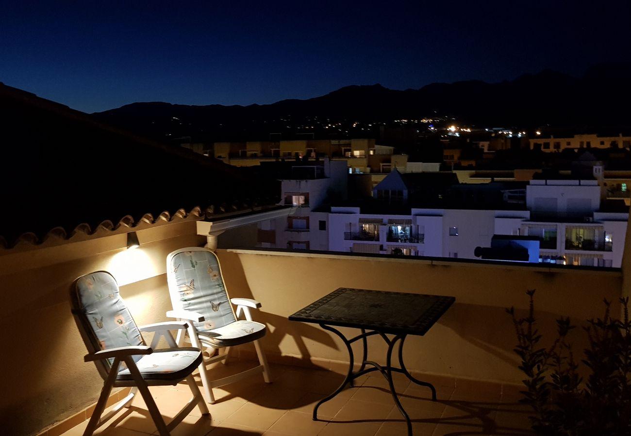 Lägenhet i Nerja - Penthouse Cala de Nerja Casasol