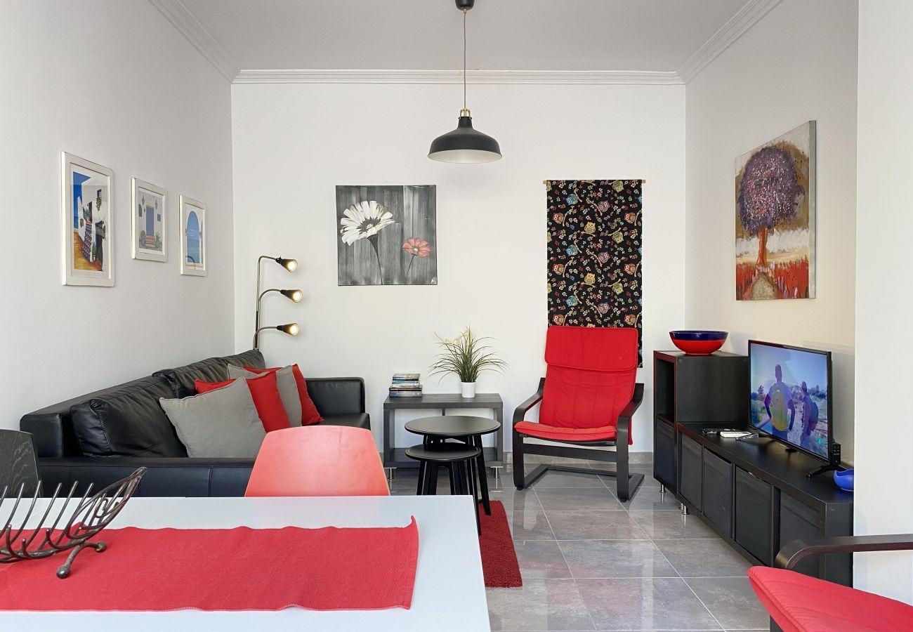 Lägenhet i Nerja - Medina Torrecilla Beach Casasol